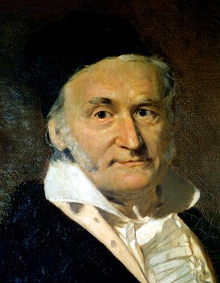 Gauss: Retrato
